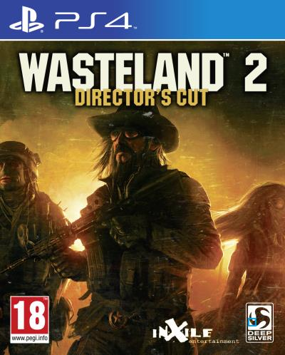 Wasteland 2 Director's Cut sur PS4