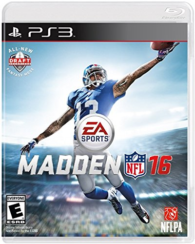 Madden NFL 16 Deluxe Edition sur PS3