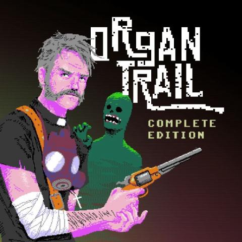 Organ Trail Complete Edition sur PS4