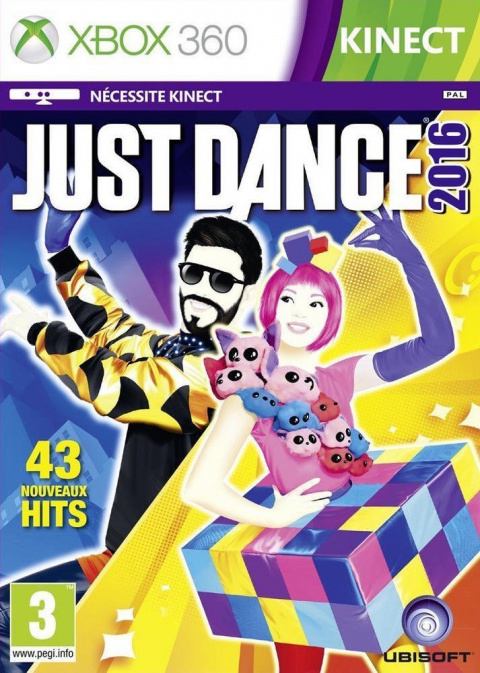 Just Dance 2016 sur 360