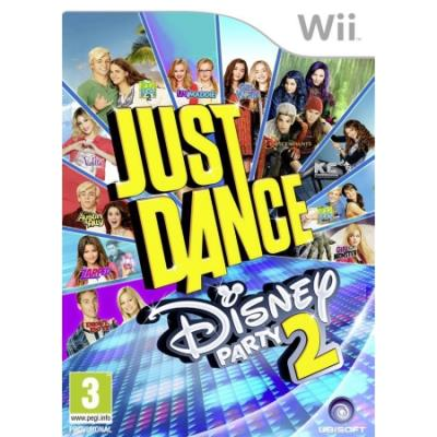 Just Dance Disney Party 2 sur Wii
