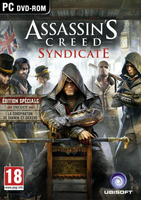 Assassin's Creed Syndicate sur PC