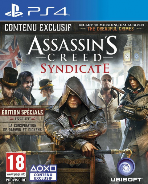 Assassin's Creed Syndicate sur PS4