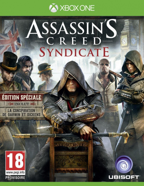Assassin's Creed Syndicate sur ONE