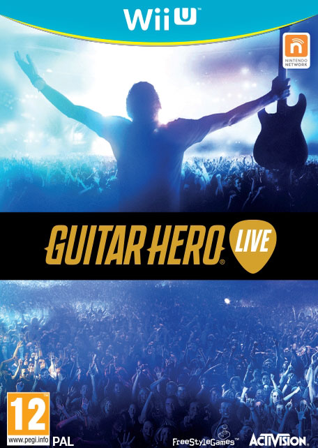 Guitar Hero Live sur WiiU