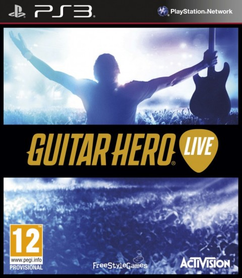 Guitar Hero Live sur PS3