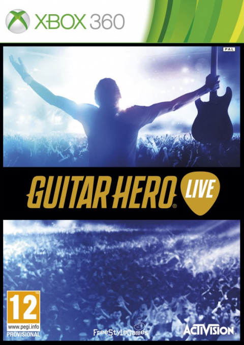 Guitar Hero Live sur 360