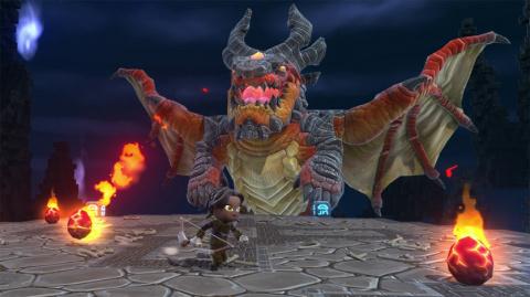 Jaquette de Portal Knights est disponible sur mobile