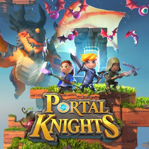 Portal Knights sur ONE
