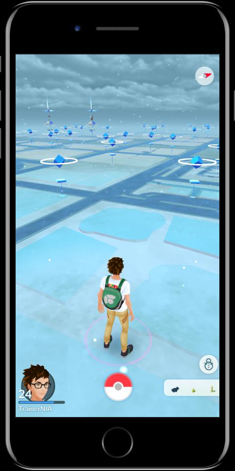 Pokémon GO : La troisième génération arrive cette semaine, la météo dynamique va suivre
