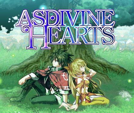Asdivine Hearts sur WiiU
