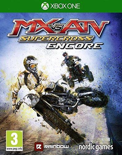 MX vs ATV Supercross Encore Edition sur ONE