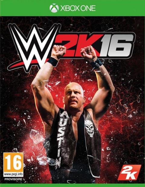 WWE 2K16 sur ONE