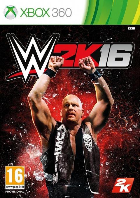 WWE 2K16 sur 360