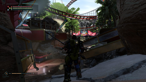 The Surge : A Walk in the Park - Une attraction mortelle ?