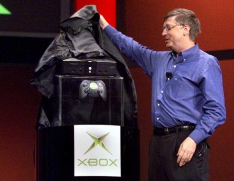 Xbox : Microsoft entre dans la danse