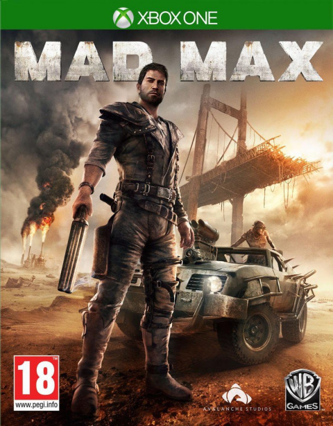Mad Max sur ONE