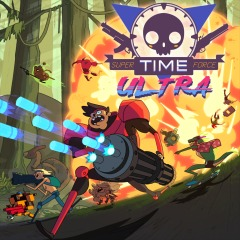 Super Time Force Ultra sur PS4