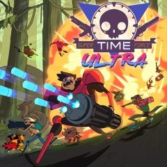 Super Time Force Ultra sur Vita