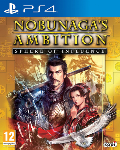 Nobunaga's Ambition : Sphere of Influence sur PS4