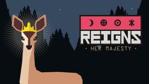 Jaquette de Reigns : Her Majesty de sortie sur PC et mobiles