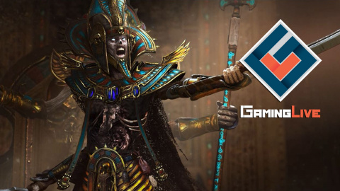 Total War Warhammer II : Rise of the Tomb Kings - L'Egypte déterre la hache de guerre