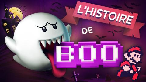Rétro Découverte - L'histoire de Boo
