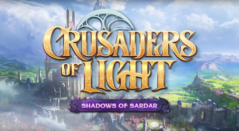 Jaquette de Crusaders of Light : Trailer de la mise à jour Shadows of Sardar