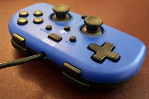 Apercu Hori Mini Wired Gamepad : Mini taille, mini prix, mais il fait le maximum