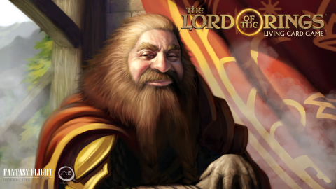 The Lord of The Rings Living Card Game : Le jeu de cartes qui favorise le solo