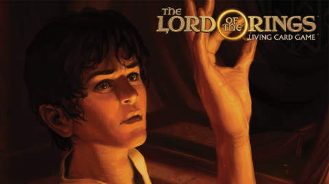 Jaquette de The Lord of the Rings Living Card Game se dévoile avec un premier teaser