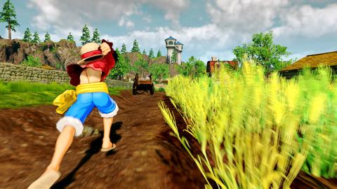 Nouvelles images du jeu vidéo One Piece World Seeker