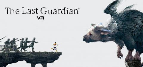 The Last Guardian VR Demo sur PS4