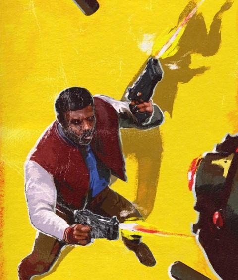 Wolfenstein II : Freedom Chronicles - Les Aventures de Gunslinger Joe