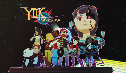 YIIK : A Post-Modern RPG sur PS4
