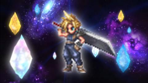 Jaquette de Final Fantasy Brave Exvius - Trailer d'annonce pour Cloud