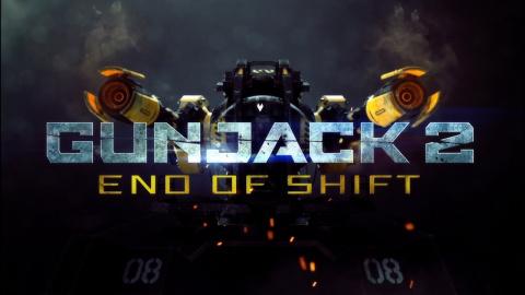 Jaquette de Gunjack 2 : End of Shift décolle vers le Samsung Gear VR