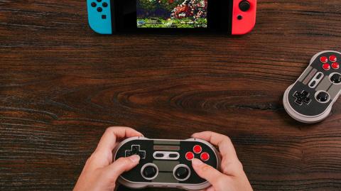 Manettes bluetooth 8Bitdo : Les pads qui ont la nostalgie de Nintendo