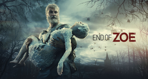 PS Store : Conclusion tragique pour Resident Evil 7 avec La fin de Zoé