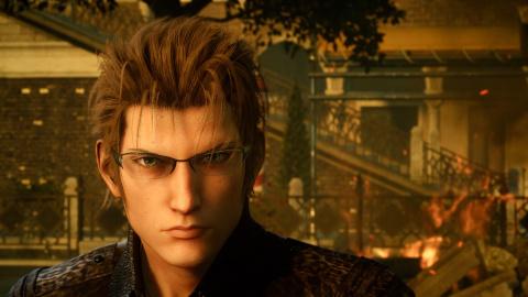 Final Fantasy XV : L'intro de l'Episode Ignis