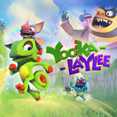 Yooka-Laylee sur Switch