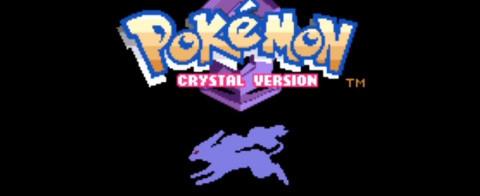 Jaquette de Pokémon Cristal se prépare à rejoindre l'eShop de la 3DS