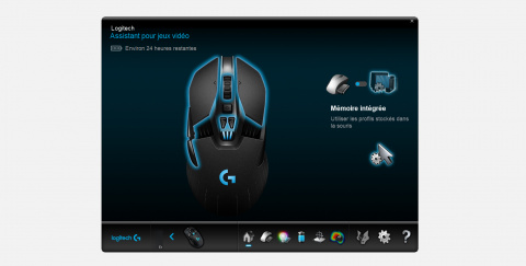 Test Logitech G903 LightSpeed + Tapis Powerplay