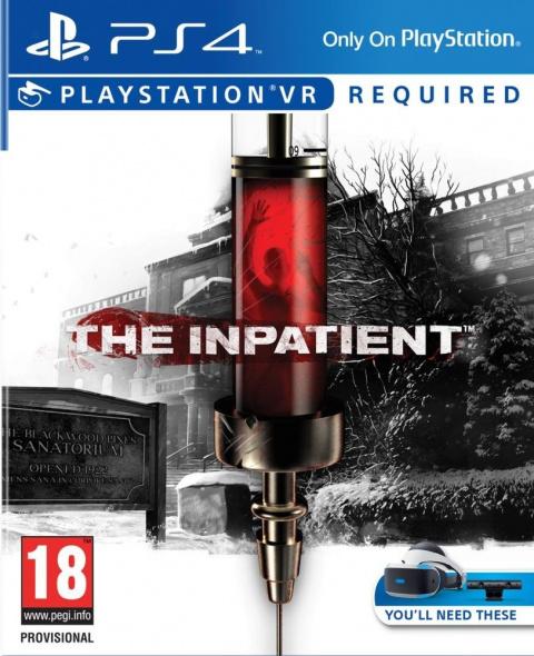The Inpatient sur PS4