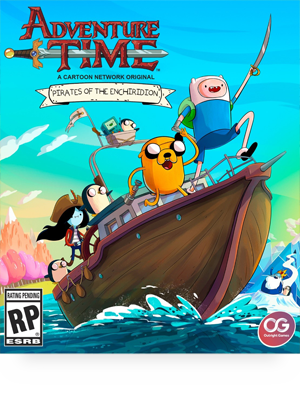 Adventure Time : Pirates of the Enchiridion sur PC
