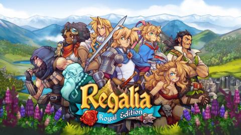 Regalia : Royal Edition sur Switch