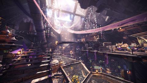 Monster Hunter World s'offre une nouvelle série d'images