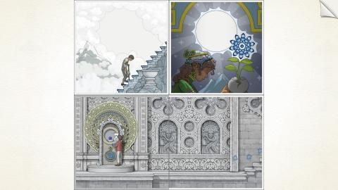Gorogoa : Un concept brillant pour un puzzle game unique