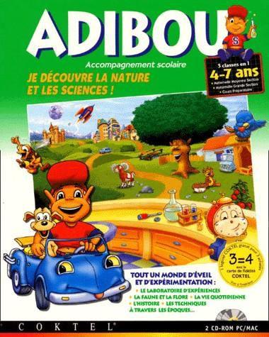 Adibou 2 : Sciences sur PC