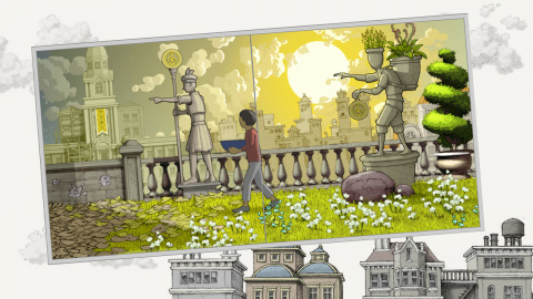 Gorogoa : Un concept brillant pour un puzzle game unique